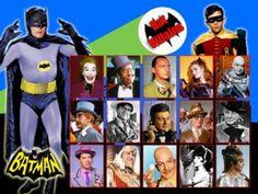 Top Ten Wonderfully Odd Villains From The Batman TV Series [List] ~ The Geek Twins