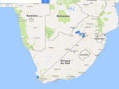 8 - 10 jours en Afrique du Sud? 5 itinéraires pour optimiser votre séjour! • POESY by Sophie West East, Maputo, Port Elizabeth, Garden Route, Pretoria, East London, South Africa, Travel, 10 Days