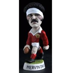 Merv The Swerve - Welsh rugby legend.