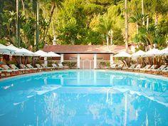 La Praire Spa at Hotel Bel-Air, California - #rethink_hotels