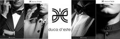 Duca d' Este: Trajes para caballeros  http://www.estadeboda.com/duca-d-este-trajes-para-caballeros/