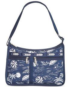 dacf5c1bafe6 LeSportsac Deluxe Everyday Bag Handbags   Accessories - Macy s. Prada ...