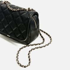 QUILTED CROSSBODY BAG-Crossbody bags-BAGS-WOMAN | ZARA United States