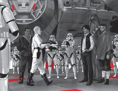 《星際大戰:原力覺醒》上映前必讀!第六~七部曲之間的完整故事發展   玩具人Toy People News