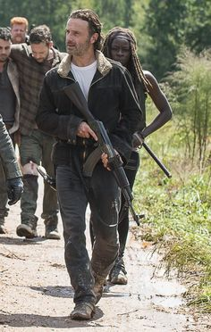 The Walking Dead S06E11 Knots Untie - stills [more]
