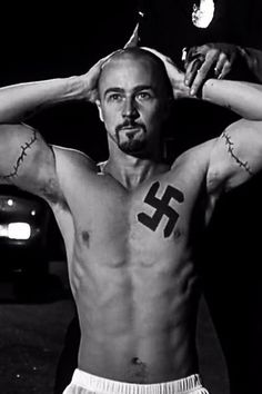 Has anyone watch american history x i need some help for a term paper?