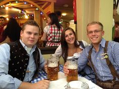 O'zapft is! Oktoberfest München - read more!  #oktoberfest #münchen