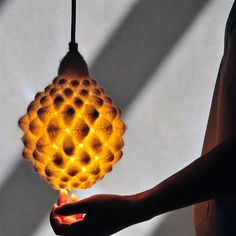 | knit your own lamp |