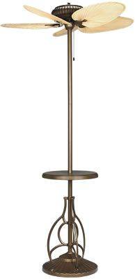 Hunter Outdoor 54 Quot Free Standing Quot Oasis Quot Patio Ceiling Fan
