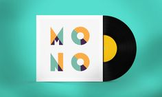 MONO Music CD (Concept) on Packaging of the World - Creative Package Design…