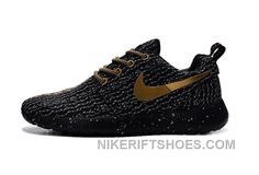 best service 113f8 d90ed 2015 Winter Latest NIKE Roshe One X Yeezy 350 Flyknit Running Shoes Men  Black Golden For Sale, Price   85.00 - Nike Rift Shoes. Lazo CasualZapatos  De ...