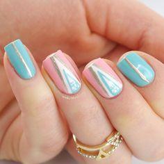 30 pastel nails images  nails pastel nails nail designs