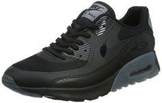 NIKE Air Max 90 Ultra Essential Damen Sneaker 41 schwarz - http://uhr.haus/nike/41-eu-nike-w-air-max-90-ultra-essential-damen-3