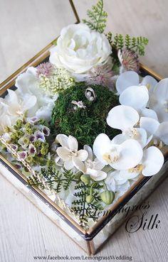 Wedding Hamper, Wedding Gift Boxes, Wedding Gifts, Ring Pillow Wedding, Wedding Ring Box, Diy Wedding, Bridal Shower Decorations, Wedding Decorations, Engagement Ring Platter