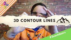 3D Contour Maps | SCOUTADELIC #Scoutdoors