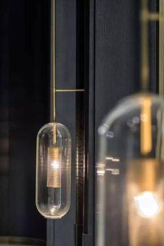 Interior Lighting, Home Lighting, Modern Lighting, Lighting Design, Office Lighting, Lighting Ideas, Light Fittings, Light Fixtures, Luminaire Mural