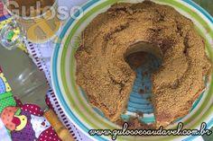 Vai sempre bem uma fatia, não? O Bolo de Banana Nota 10 Sem Glúten é fácil de fazer e delicioso.  #Receita aqui: http://www.gulosoesaudavel.com.br/2014/03/01/bolo-banana-nota-10-sem-gluten/
