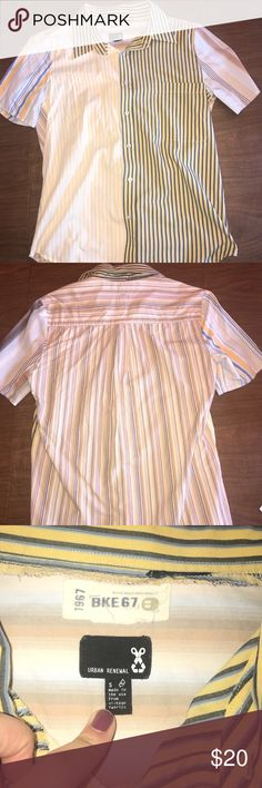 Urban Outfitters: Urban Renewal Button Down Urban Renewal button down yellow shirt. Worn twice, in perfect condition. Size: small Urban Renewal Tops Button Down Shirts