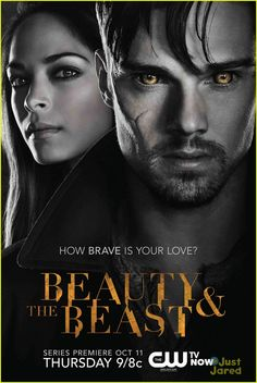 Kristin Kreuk and Jay Ryan in Beauty and the Beast
