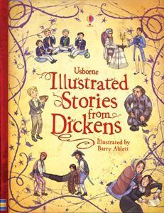 Usborne Illustrated Stories from Dickens $14.99  Core Curriculum book