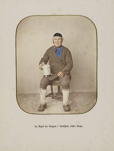 Marcus Selmer En Mand fra Gloppen i Nordfjord, ældre Dragt - Nordfjordbunad - Wikipedia