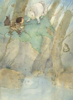 Eve Tharlet - Le Vaillant Petit Tailleur