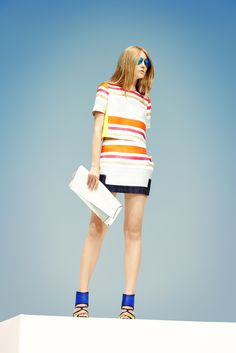 We're feelin' the @BCBG MAX AZRIA Resort 2013 collection. Are you? More fashion finds at: http://cottoncandymag.com/FASHION