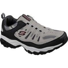 476ebcb8dca3 Skechers Men s After Burn M. Fit Slip-On Walking Shoe Gray Black
