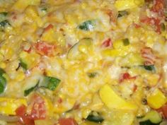 Crock Pot Calabacitas - tasty!  www.getcrocked.com
