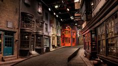 Harry Potter's Diagon Alley Has Become on the internet Street View