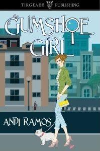 Blurbs In Bloom: Gumshoe Girl
