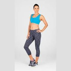 Sports Bra with Zipper AlignSport   AlignMed