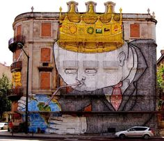 Un dessin est plus fort qu'un long discours. Alors imaginez un peu le pouvoir de ces 34 graffitis qui frappent fort et juste. Percutant !