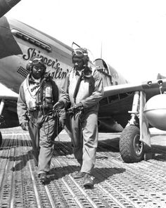 Tuskegee's Red Tails