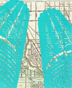 Marina City 2 by Dean Johnson