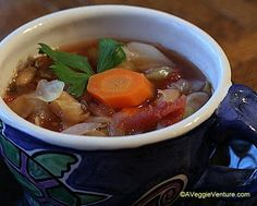 "Cabbage and White Bean Stew -- ""We loved it!"""