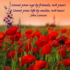 count your age by friends not years | count-your-age-by-friends-not-years