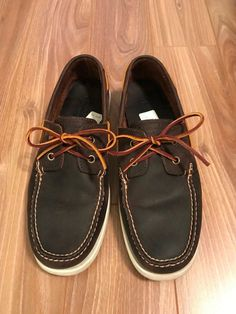 dd0f2881564 Eastland Kittery Loafers   Boat Shoes 1955 Sz.10 1 2  fashion  clothing   shoes  accessories  mensshoes  casualshoes (ebay link)