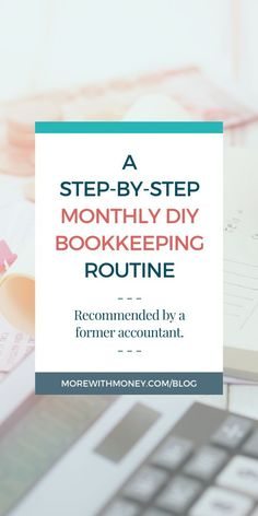 Bookkeeping Course, Small Business Bookkeeping, Bookkeeping And Accounting, Small Business Plan, Small Business Accounting, Accounting And Finance, Business Marketing, Business Tips, Accounting Basics