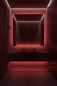 vm2h2 on Behance Home Building Design, Home Room Design, Dream Home Design, Bathroom Interior Design, Interior Decorating, House Design, Dream House Interior, Luxury Homes Dream Houses, Bar Lounge