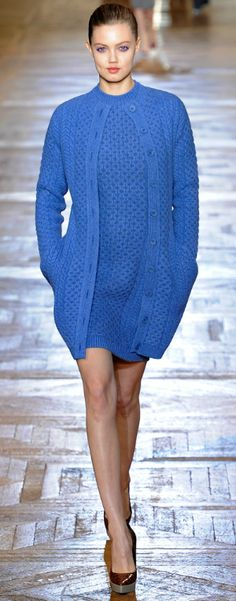 Really Nice.... Simple and Cute...Stella McCartney FW2012