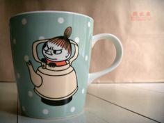 vulegnarts: Moominvalley's 'Little My' mug Finland Moomin Mugs, Moomin Valley, Tove Jansson, My Cup Of Tea, Little My, Finland, Tea Cups, Tableware, Japan