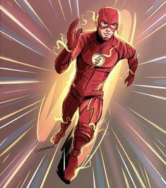 Johnnylighthands - DC Comics Barry Allen Flash Flash Wallpaper, Wally West, The Flash, Iron Man, Deadpool, Spiderman, Superhero, Fictional Characters, Dibujo