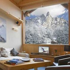 Chalet Cerisier, Chamonix. One of my favourite places in the entire world.