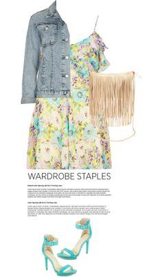 """Wardrobe Staple: Jean Jacket"" by ecem1 on Polyvore"