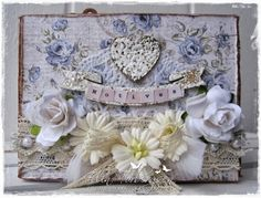 From the Extraordinary Elin Torbergsen in Norway. Live & Love Crafts' Inspiration and Challenge Blog
