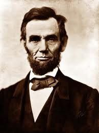 """You cannot help men permanently by doing for them what they could and should do for themselves.""     President Abraham Lincoln....AMEN, ABE!"