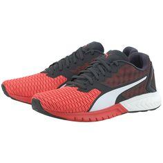 7b40e78aa70 Με διαχρονικό στυλ, ανδρικά αθλητικά παπούτσια για τρέξιμοτης Puma, από  αναπνέων mesh και επιφάνειες