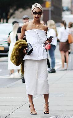 Vanessa Hong: Street Style at New York Fashion Week Spring 2016