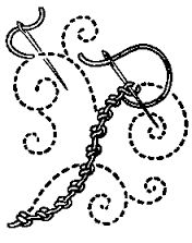 Image result for trellis stitch embroidery